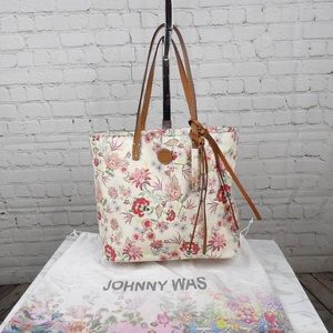 Johnny Was Tippi tote NWT
